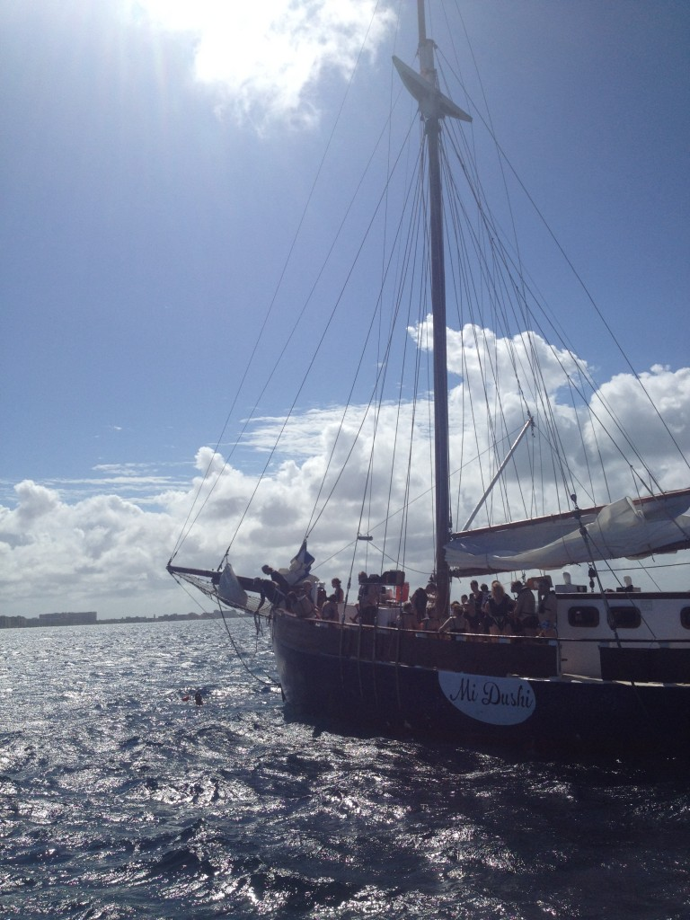 MiDushi-snorkeling-aruba